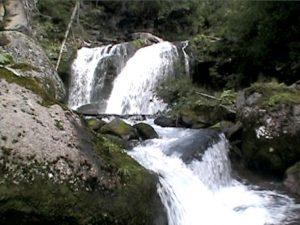 不動の滝(原始ヶ原)