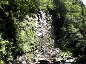 錦糸の滝(原始ヶ原滝めぐりコース)