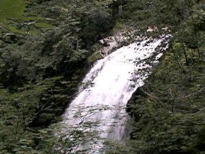 二段の滝下段(原始ヶ原)