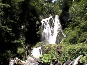 蒼天の滝(原始ヶ原)