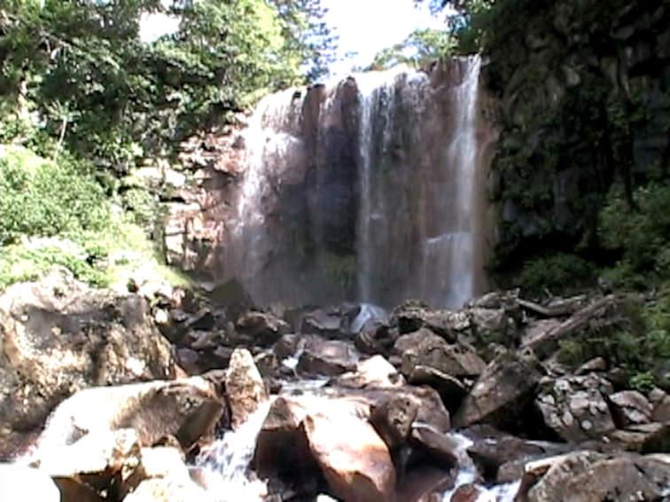 赤岩の滝(原始ヶ原)