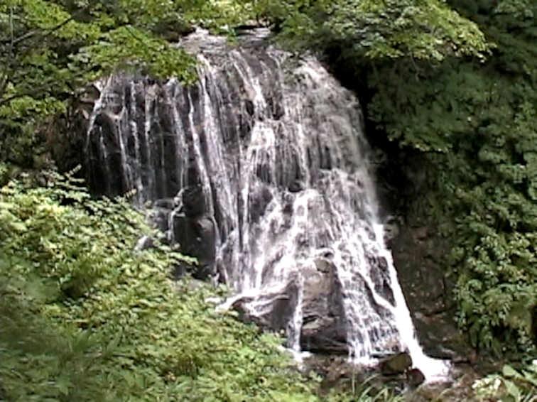 魚留ノ滝 (小樽)
