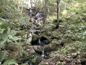 ナイオロップの滝(名寄市)