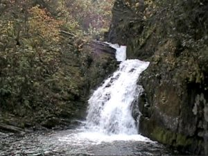 女神の滝(美深町)