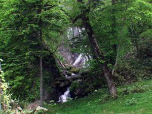 カマンベツの滝まであと少し