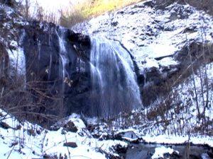 モイチャン滝(恵庭)