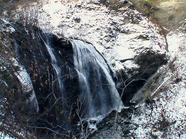 モイチャン滝 ベストショット