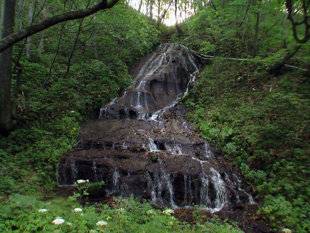 白糸の滝(足寄町)