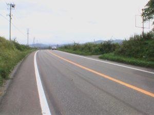 西山緑化センター跡から200m