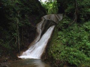キムンドの滝(壮瞥町)