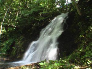 早月の滝(洞爺湖町)