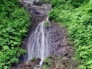 二見ヶ滝の核心部