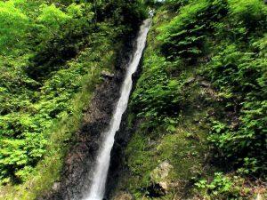 五筋滝 全景
