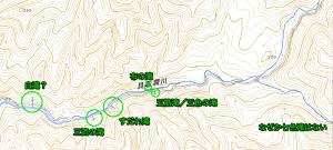 地理院地図-貝取澗