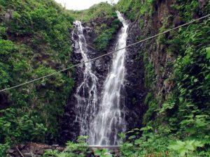 みさごの滝全景