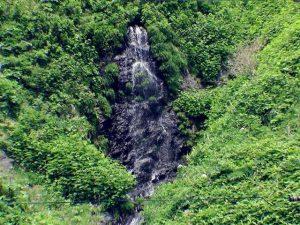 白神の滝核心部