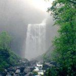 賀老の滝(島牧村)
