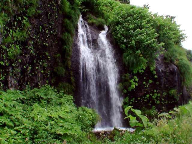 中の滝 (神恵内村) | 北海道の滝めぐり 〜リターンズ〜