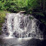 一の沢の滝(幌加内町)