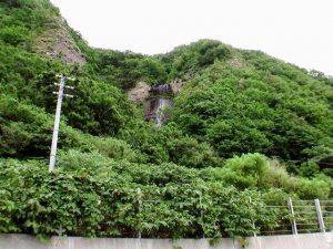 あっちの滝全景