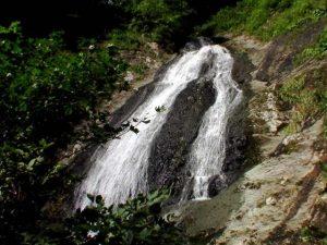 重滝を別角度から