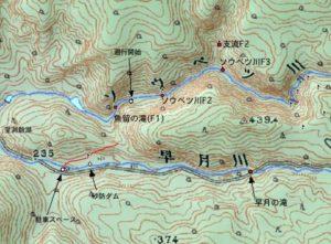 2006年に作成した地図