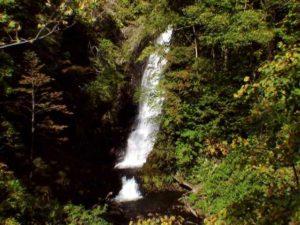 ソウベツ川大滝上流