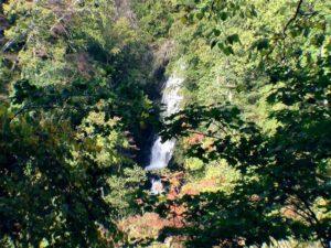 これも上流側の大滝