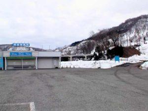 夕張石炭の歴史村有料駐車場