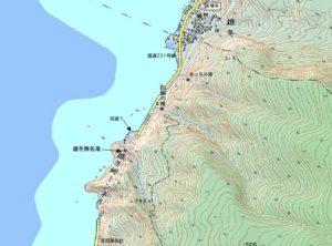 2007年作成の地図