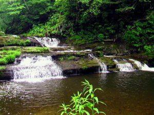 三段の滝 (奈井江町)