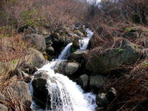 オタダシ川の滝