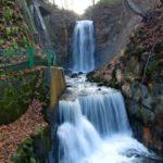 白糸の滝 全景