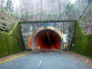 冷水トンネル