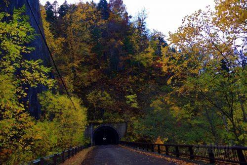 豊平峡トンネル