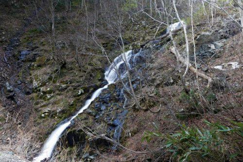 ルベシベの滝