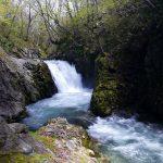 末広の滝(泊村)