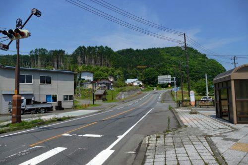 道道2号線
