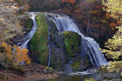 オソウシの滝