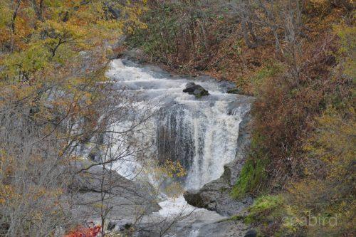 士幌加別川の滝