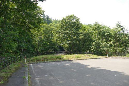 大石橋の駐車場