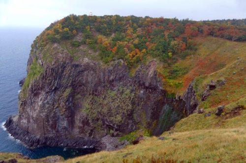 フレペの滝と灯台