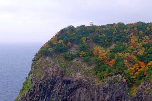 ウトロ岬灯台