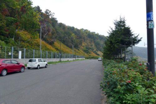 三重の滝駐車場